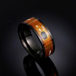 Smart Temperature Ring